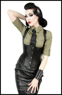 Army Outfit by Restyle