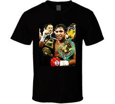 Oscar De La Hoya Retro Boxing Fan T Shirt