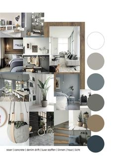 Portfolio 1 – THUIS interieur & woondeco - Home Decoraiton - Hints for Women Living Room Grey, Living Room Decor, Interior Design Presentation, Transitional Home Decor, Interior Design Living Room, Moodboard Interior Design, Small Living, Modern Living, Apartment Living