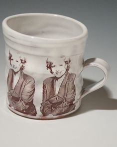 This Betty White Mug | Community Post: 33 Insanely Amazing Golden Girls Crafts For Sale On Etsy