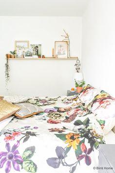 Slaapkamer inrichten met najaarstrends 2017 ©BintiHome
