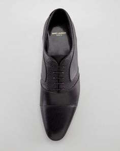 Saint Laurent. #shoes #men #fashion