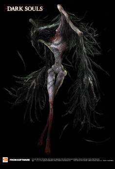 Dark Souls Concept 07 by MichaelCTY.deviantart.com on @deviantART