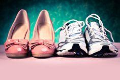 Los riesgos de lastimar músculos y ligaduras aumentan con este tipo de calzado