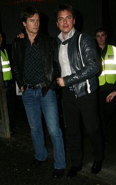 ♥ - John Barrowman and Scott Gill Photo (35996333) - Fanpop