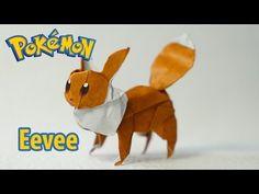 Cute Origami Pokemon - Vulpix tutorial (Henry Phạm) - YouTube