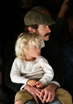 Crazy kid celeb name!   Jason Lee and son Pilot Inspektor Riesgraf Lee
