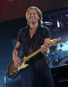 Keith Urban Photos - 45th Annual Academy Of Country Music Awards - Rehearsals - Zimbio