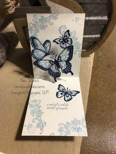 Grußkarte Libelle Klappkarte mit Umschlag Kinder Geburtstag Dekoration