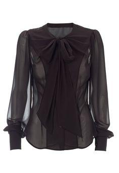 Vivienne Westwood | Black Marcelle Shirt