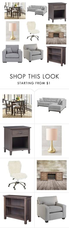 """living room"" by emailbreannajames ❤ liked on Polyvore featuring interior, interiors, interior design, home, home decor, interior decorating, DutchCrafters, Anthropologie, PBteen and L.L.Bean"