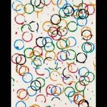 Artist Rachel Whiteread's poster for the Olympics: LOndOn 2O12