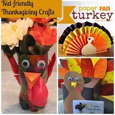 http://edgeofinsane.blogspot.com/2013/11/3-kid-friendly-thanksgiving-crafts.html?m=1