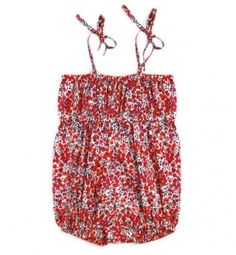 I'm pretty sure if I had a sewing machine (not to mention stunning Liberty London florals) I could whip this up for Hannah.