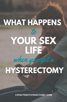 Are you feeling nervous or worried about having intercourse after your hysterectomy? Here are a few important facts on a woman's sexual well-being after hysterectomy surgery. Life After Hysterectomy, Partial Hysterectomy, Natural Remedies For Menopause, Preparing For Surgery, Surgery Gift, Reading Recovery, Surgery Recovery, Good Health Tips, Cervical Cancer