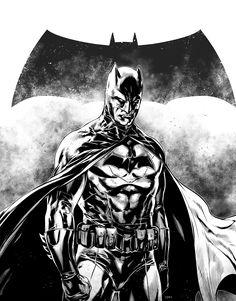 Batman by Caanan White