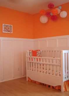 @Ailish Brennan Robinson, if you guys ever have babies, I can see her having an orange nursery :)