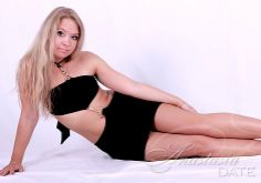Nizhny Novgorod, Russian Federation Never married lady with blue eyes and blond hair.