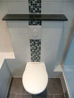 Badezimmer Mosaik Bordure Ehrfa 1 4 Rchtig Fliesen Borda 1 4 Re Toilette  Design5001998 Bord Badezimmer