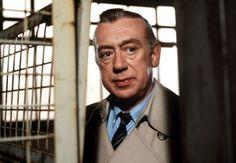 """Er schlüpfte für über 20 Jahre in die Rolle von Deutschlands bekanntestem TV-Kommissar: Horst Tappert. Doch den berühmten """"Derrick"""" werden Fans der Krimiserie zukünftig nicht mehr sehen können: Das ZDF wird in Zukunftkeine Wiederholungen mehr zeigen aufgrund der SS-Vergangenheit des 2008 verstorbenen"""