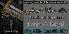 Laurie's Paranormal Thoughts and Reviews: From Now On by Susan A. Royal