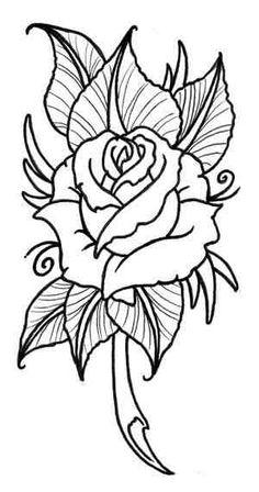 Flores para tatto