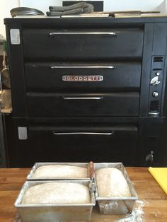 Brought this oven from Ojai to SF