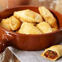 Medifast - Beef and Cheese Empanadas Recipe
