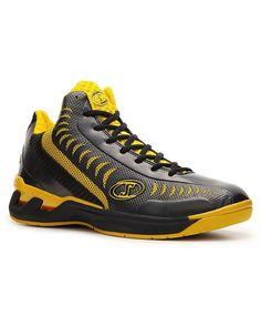 newest cd09a 6e01e Men s Threat Athletic Shoe - Black Yellow Athletic Shoes, Black Shoes,  Black Shoe