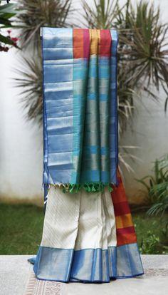 Kanchivaram Silk SAKASR145 | Lakshmi