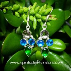Earth, Wind and Sky Earrings Visit our store at www.spiritualgiftsireland.com  Follow Spiritual Gifts Ireland on www.facebook.com/spiritualgiftsireland www.instagram.com/spiritualgiftsireland