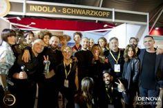 Forum Del Parrucchiere Eccellente 2014 #forumpe14 | ©New Idenova | team #Schwarzkopf #essentiallooks