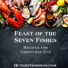 1000 images about feast of seven fishes on pinterest for 7 fishes christmas eve