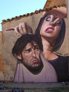 Characters By Rabodiga, Belin - Linares (Spain)