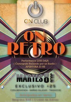 1er #OnClubRetro