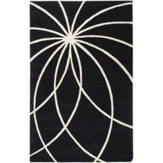 Artistic Weavers Michael Black 9 ft. x 12 ft. Area Rug  on  Daily Rug Deals
