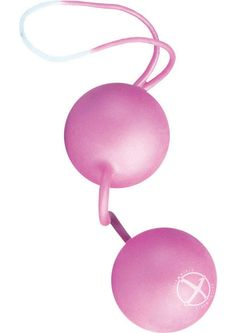 Buy Pink Futurotic Orgasmic Balls Weighted Futurotic Dipped Balls With Nylon Cord Pink online cheap. SALE! $14.99