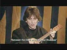 """George Harrison's - Brainwashed ---- """"For those who understand no descriptive words are needed. For those who don't, none can accurately explain. In any case, watch, enjoy, Smile, cry.""""--Max Power (video upload)"""