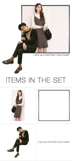 """""""I love you more than I love myself"""" by sayuurrii ❤ liked on Polyvore featuring art"""