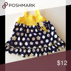 Baby sundress New without tags sundress brand is Sophie rose Dresses