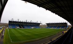 The Kassam Stadium, Oxford's new home.