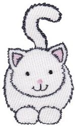 Precious Kittens 7 - 2 Sizes! | What's New | Machine Embroidery Designs | SWAKembroidery.com Bunnycup Embroidery