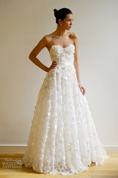 francesca miranda spring 2013 charlize wedding dress
