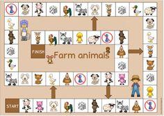 """Ideenreise: Spielfeld """"farm animals"""" (Update)"""