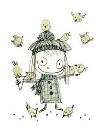 DIBUJOS EN INVIERNO. Ilustraciones, libros y juegos para niños y grandes. - Illustration, books and games for children and grown-ups