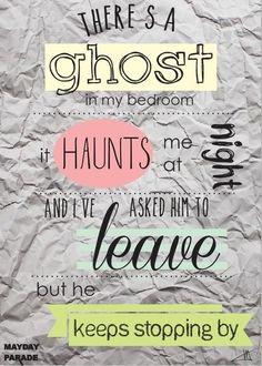 Ghosts  Mayday Parade