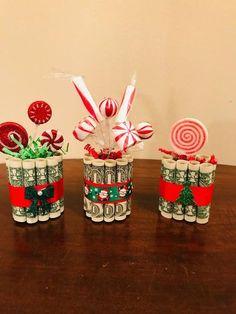 nice preschool christmas crafts for kids 60 Christmas Gifts For Friends, Homemade Christmas Gifts, Christmas Gift Wrapping, Xmas Gifts, Homemade Gifts, Christmas Fun, Christmas Decorations, Christmas Projects, Christmas Gifts For Grandchildren