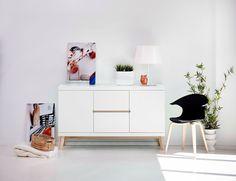5x Scandinavische Dressoirs : Scandinavische dressoirs hedendaagse stijl