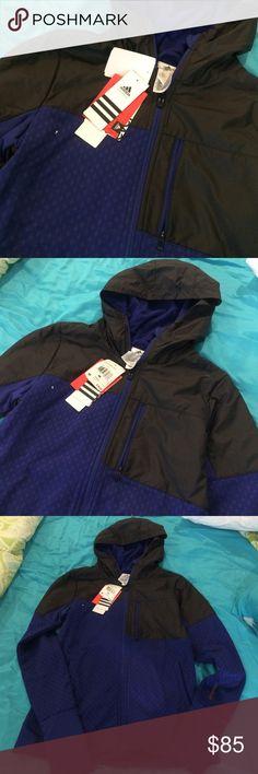 New adidas jacket New with tags Adidas Jackets & Coats