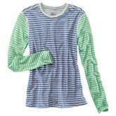 One Stripe Two Stripe Crew  #top #stripe #apparel #women #fashion #coffeetable  Found on www.coffeetable.com!
